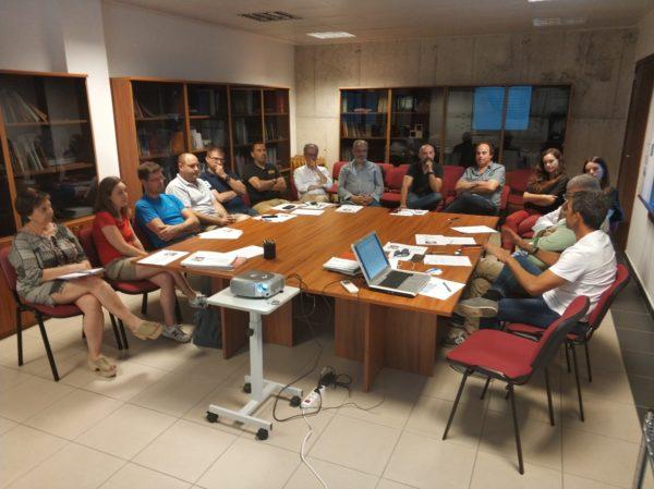ASSEMBLEA GENERAL ORDINARIA de l'ASSOCIACIÓ CENTRE TECNOLÒGIC BALEAR DE LA FUSTA celebrada el 18 de juny de 2019.