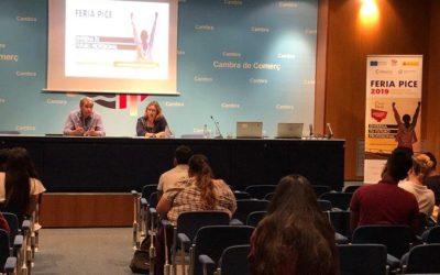 Participamos en las mesas sectoriales de la Feria PICE organizada por Cambra de Comerç de Mallorca