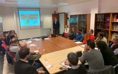 Realitzada la presentació de la segona fase del Clúster HABITAT al Centre Tecnològic Balear de la Fusta