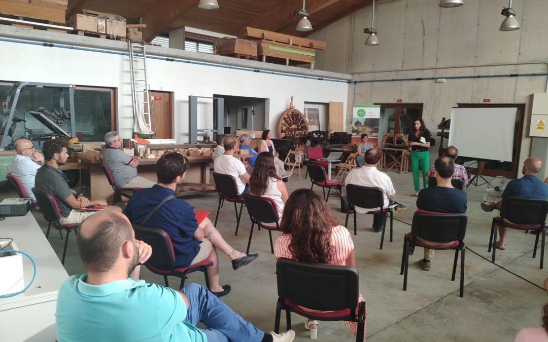 Realitzada l'Assemblea General de socis del Centre Tecnològic Balear de la Fusta