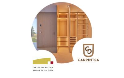 Proyecto de decoración de CARPINTSA Carpintería San Antonio en isla de Ibiza