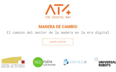 Próxima jornada digitalización MADERA DE CAMBIO