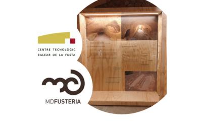 Miquel Duran Fusteria realitza mobiliari al Museu d'Història de Manacor
