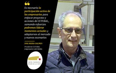 JOSE RIERA GALMES NUEVO PRESIDENTE DE CETEBAL