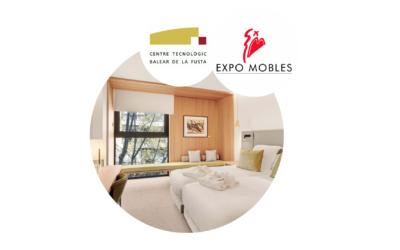 Os presentamos uno de los trabajos de contract realizado por EXPO MOBLES, asociado a CETEBAL – FED FUSTA, el hotel de 4 estrellas PROTUR NAISA PALMA.