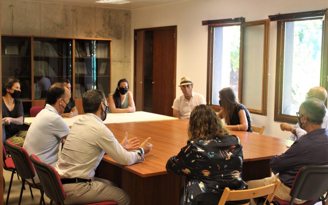 Reunió amb l'IBAVI foment fusta en construcció